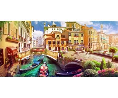 Фотообои Яркая Венеция