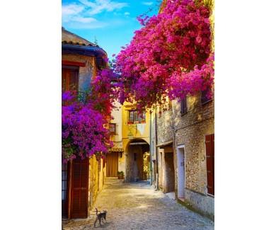 Фотообои Красивый Старый город Прованса