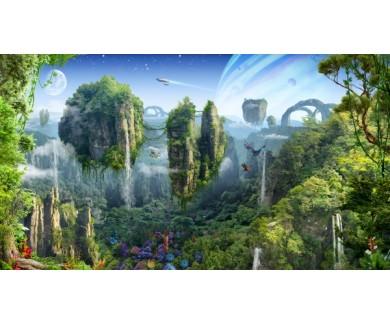 Фотообои Планета Пандора
