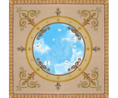 Фотообои Барокко и небо