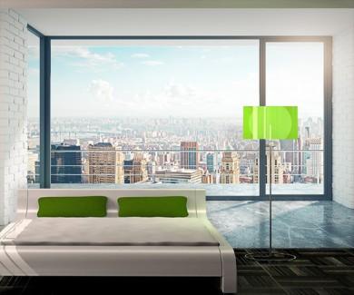 Окна, балконы, терассы