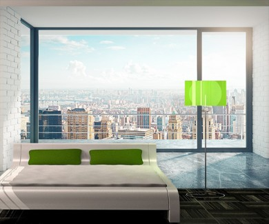 Окна, балконы, террасы