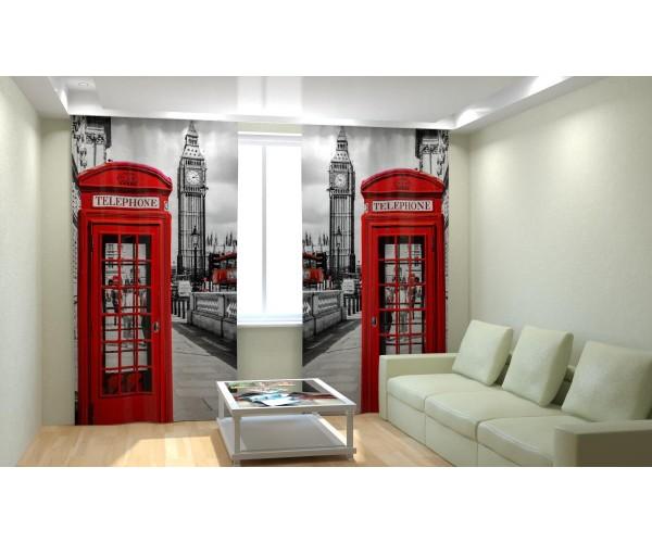 Лондон телефон