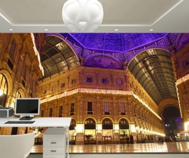Фотообои Галерея Vittorio Emanuele, Милан