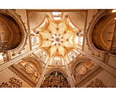 Фотообои Интерьер знаменитого собора в Бургос, Испания